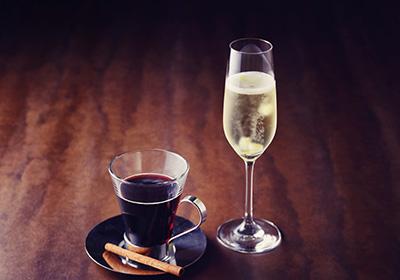 シャインマスカット入りスパークリングワイン・ホットワインイメージ